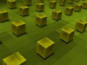 Marble Isle Cubes